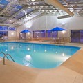 Swimming pool at Holiday Inn Boardman
