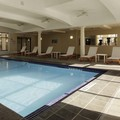 Swimming pool at Holiday Inn Boston Dedham