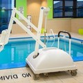 Swimming pool at Holiday Inn Bridgeport Trumbull Fairfield