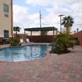 Swimming pool at Holiday Inn Brownsville