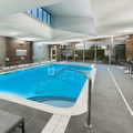 Swimming pool at Holiday Inn Buffalo Downtown