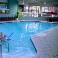Swimming pool at Holiday Inn Burlington