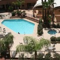 Swimming pool at Holiday Inn Casa Grande