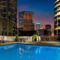 Swimming pool at Holiday Inn Charlotte Center City