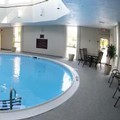 Swimming pool at Holiday Inn Cherry Hill