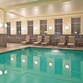 Swimming pool at Holiday Inn Chicago Midway