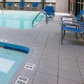 Swimming pool at Holiday Inn Cincinnati Eastgate