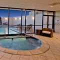 Swimming pool at Holiday Inn Denver Stapleton