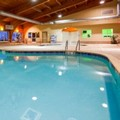 Swimming pool at Holiday Inn Detroit Lakes Lakefront