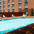 Swimming pool at Holiday Inn Downtown