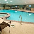 Swimming pool at Holiday Inn Downtown Everett