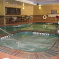 Swimming pool at Holiday Inn Downtown Indianapolis