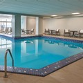 Swimming pool at Holiday Inn Downtown Windsor