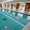 Pool image of Holiday Inn Elmira Riverview