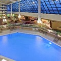 Swimming pool at Holiday Inn Evansville Airport