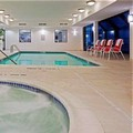 Swimming pool at Holiday Inn Express