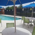 Swimming pool at Holiday Inn Express BWI Airport West