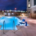 Swimming pool at Holiday Inn Express Bakersfield North Airport