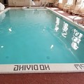 Swimming pool at Holiday Inn Express Birch Run / Frankenmuth