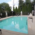 Swimming pool at Holiday Inn Express Birmingham / Trussville