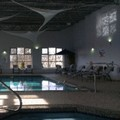 Swimming pool at Holiday Inn Express Boston / Milford