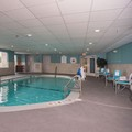 Swimming pool at Holiday Inn Express Branford New Haven