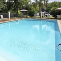 Swimming pool at Holiday Inn Express Breaux Bridge