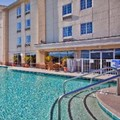 Swimming pool at Holiday Inn Express Broadway