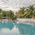 Swimming pool at Holiday Inn Express Cape Coral / Fort Myers Area
