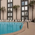 Swimming pool at Holiday Inn Express Charleston Summerville