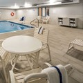 Swimming pool at Holiday Inn Express Chicago Nw Vernon Hills