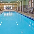 Swimming pool at Holiday Inn Express Clovis Nm