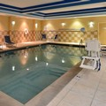 Swimming pool at Holiday Inn Express Columbia