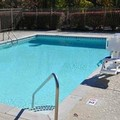 Swimming pool at Holiday Inn Express Cool Springs / Brentwood
