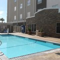 Swimming pool at Holiday Inn Express Corpus Christi North