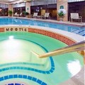 Swimming pool at Holiday Inn Express Easton