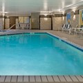 Swimming pool at Holiday Inn Express Eden Prairie / Minnetonka