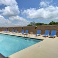 Swimming pool at Holiday Inn Express Germantown