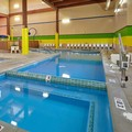 Swimming pool at Holiday Inn Express Grand Rapids South