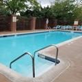 Swimming pool at Holiday Inn Express Harrisburg East