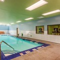 Swimming pool at Holiday Inn Express Hauppauge