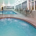 Swimming pool at Holiday Inn Express Hereford