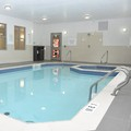 Swimming pool at Holiday Inn Express Hotel & Suites Barrie