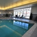 Swimming pool at Holiday Inn Express Hotel & Suites Belgrade