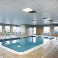 Swimming pool at Holiday Inn Express Hotel & Suites Chester