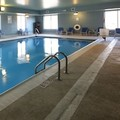 Swimming pool at Holiday Inn Express Hotel & Suites Cincinnati Se N