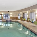 Swimming pool at Holiday Inn Express Hotel & Suites Columbia Univ Area Hwy 63