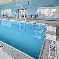 Swimming pool at Holiday Inn Express Hotel & Suites Corsicana