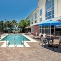 Swimming pool at Holiday Inn Express Hotel & Suites Daphne Al