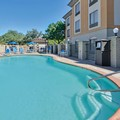 Swimming pool at Holiday Inn Express Hotel & Suites Duncanville